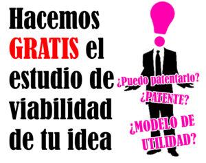 Hacemos gratis el estudio de viabilidad de tu idea: Patente? Modo de utilidad? Inventos Eureka responde ;)